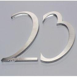 Numer Numery Cyfry Cyferki  ze stali ADOLPHUS
