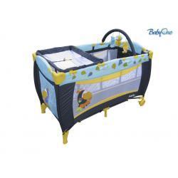 Łóżeczko turystyczne z pełnym wyposażeniem + pozytywka BabyOno 285