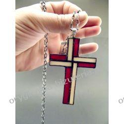 Patriotyczny krzyż
