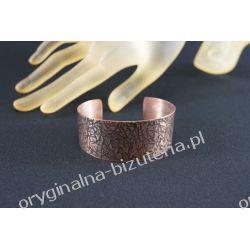 Ziaya - Miedziana bransoleta