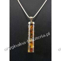 Naszyjnik – Modern amber