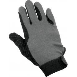 Rękawiczki YORK Izi szaro-czarne L (Z)