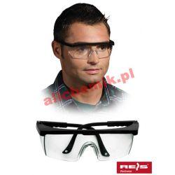 Okulary ochronne przeciwodpryskowe GOG FRAMEB - 1 para