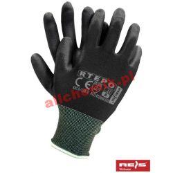 Rękawice robocze ochronne RTEPO roz. 8 - 1 para