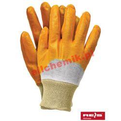 Rękawice robocze ochronne RECONIT roz. 8 - 1 para