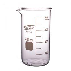 [1243] Zlewka szklana wysoka z wylewem 400 ml - 1 szt