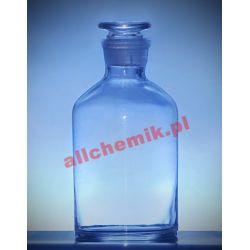 Butelka szklana z korkiem wąska szyja  500 ml - 1 szt