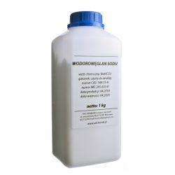 [1721] Wodorowęglan Sodu - Soda Oczyszczona gat. CZYSTY DO ANALIZY - 1 kg