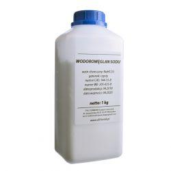 [0509] Wodorowęglan sodu - Soda oczyszczona gat. CZYSTY - 1 kg
