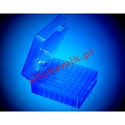 [0000] Statyw do mrożenia CYRO BOX, niebieski, 81 miejsc