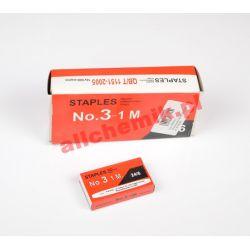 Zszywki metalowe ocynkowane 24/6 - 1000 szt