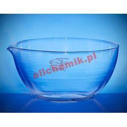 [0124] Parownica płaskodenna z wylewem szklana - 500 ml