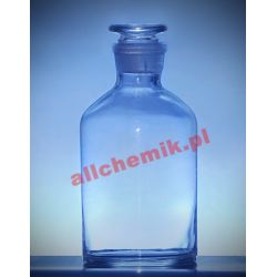 Butelka szklana z korkiem wąska szyja  100 ml - 1 szt