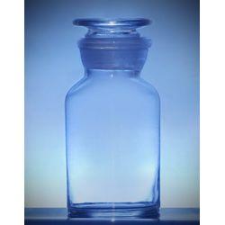 Butelka szklana z korkiem szeroka szyja 100 ml - 1 szt