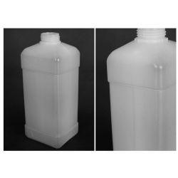 Butelka HDPE z nakrętką z plombą 2000 ml - 1 szt