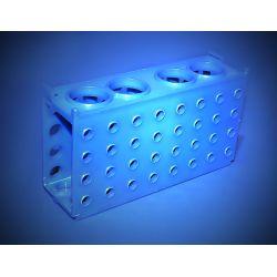 [0194] Multi statyw na probówki mały - niebieski, 4 wymiary probówek