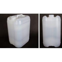 [3073] Kanister HDPE skalowany o pojemności 10 litrów