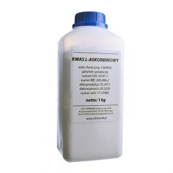 Witamina C - 100% Kwas L-askorbinowy spożywczy 1 kg