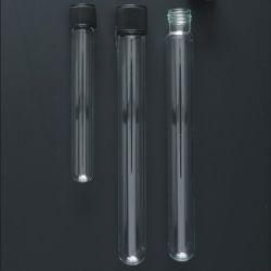 [1198] Probówka szklana okrągłodenna z nakrętką 12 x 100 mm - 1 szt