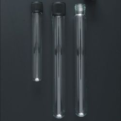 [1530] Probówka szklana okrągłodenna z nakrętką 16 x 100 mm - 1 szt