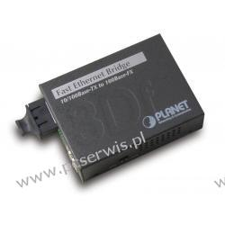 PLANET ( FT-802 ) Konwerter 10/100Base T  100Base FX / SC / Multi-Mode / Max. 2 km /
