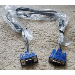 Kabel do monitora VGA