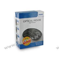 Mysz optyczna - USB | przewodowa | czarna
