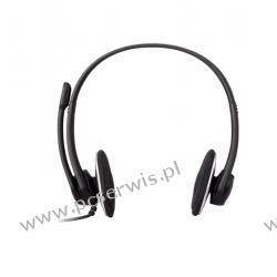 SŁUCHAWKI Z MIKROFONEM LOGITECH USB HEADSET H330