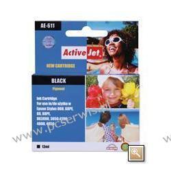 Tusz do Epson ACTIVEJET T0611 do D68, D88,DX3800