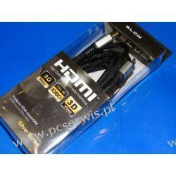 Kabel BLOW HDMI - mini HDMI Silver 1.5m