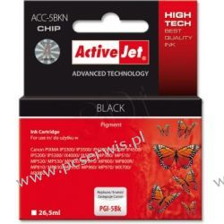 ActiveJet  tusz PGI-5 Black (z czipem) ACC-5BK