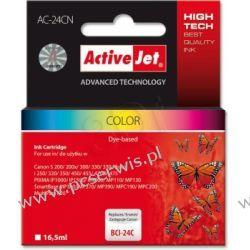 ActiveJet AC-24C tusz kolorowy do drukarki Canon (zamiennik BCI-24C)