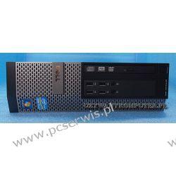 Komputer Dell 990 i5-2400/4GB/