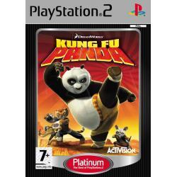 Gra PS2 Kung Fu Panda Platinium...