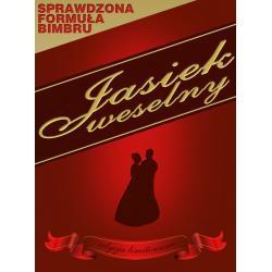 Etykiety na wódkę Jasiek RED