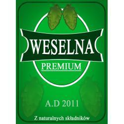 Etykiety na wódkę Beer III