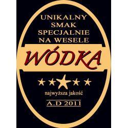 Etykiety na wódkę Beer IV