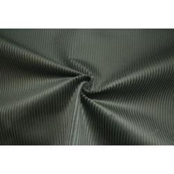 Sztruks aksamitny w kolorze zielonym. Gruba tkanina na zasłony, kotary.