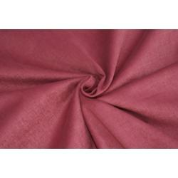 Bawełna z elastyną kolor czerwony.