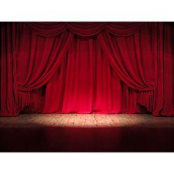 Kurtyny teatralne