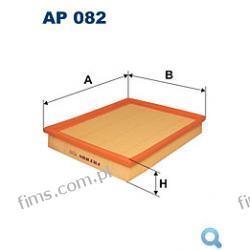 AP082 FILTR POWIETRZA Opel Kadett 1.8i, 1.8 GSi, 1.8i Kat. 8/90->; Daewoo Nexia, Espero  Klocki