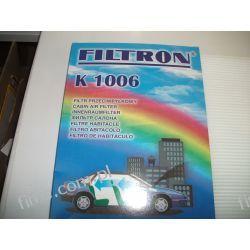 K1006 FILTRON FILTR KABINOWY CENA 16 PLN Audi A3 Bora Caddy Golf III Lupo Polo Vento Octavia CU2882 LA31 1987431012