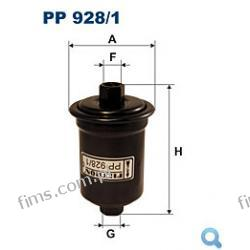 B32034JC=PP928/1 FILTR PALIWA CENA 23 PLN HYUNDAI SONATA