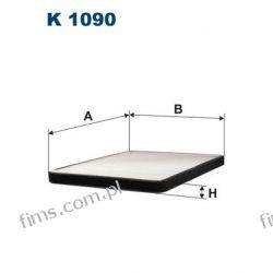 K1090 FILTRON CENA 30 PLN FILTR KABINOWY Opel Agila  SUZUKI IGNIS WAGON R+  4705463  4708106  CU2431  AH175 Kompletne zestawy