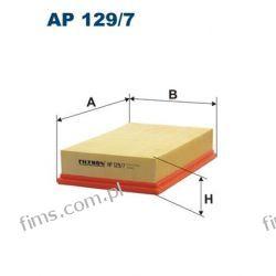 AP129/7 FILTRON CENA 29 PLN FILTR POWIETRZA Landrover Freelander II 2.2TD4, 3.2 1/07-->  LR003011  LR005816  U867  C28155  LX1957