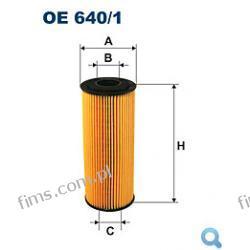 OE640/1 FILTRON CENA 19 PLN FILTR OLEJU Audi A3 1.9TDI Octavia 1.9SDI TDI Golf IV 1.9SDI TDI  HU726/2X OE640/1 038115466 074115562 38115466 74115562 OX143DOEKO