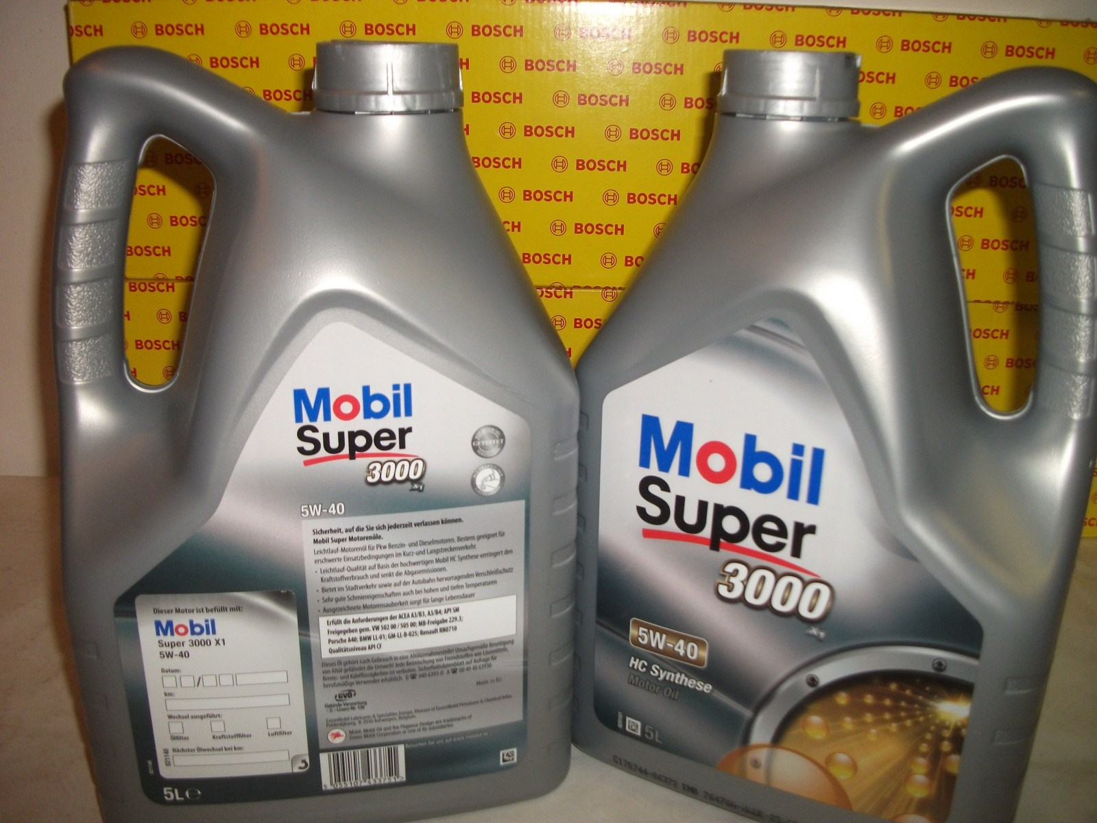 Mobil Formula Fe 5W 30