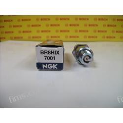 NGK BR8HIX Świeca zapłonowa (cena za 1 szt.)