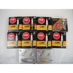 Świeca zapłonowa NGK PFR6G-11 cena 45 PLN,98079-5614H,MD313443,22401-1P116,