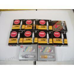 NGK PZFR6F platynowe świece zapłonowe MAZDA 626 CENA 44 PLN,KJ11-18-110,  KJ1118110